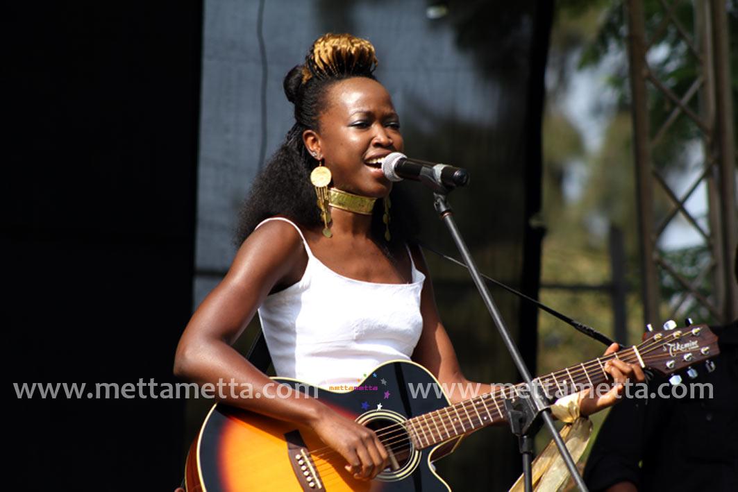 Nina Ogot - photo by Metta