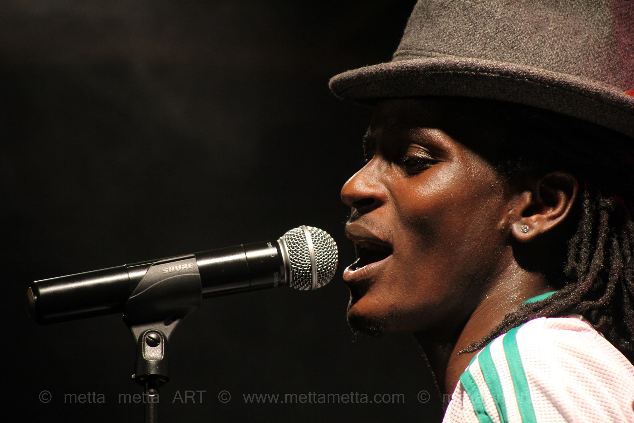 Dan Aceda - photo by Metta