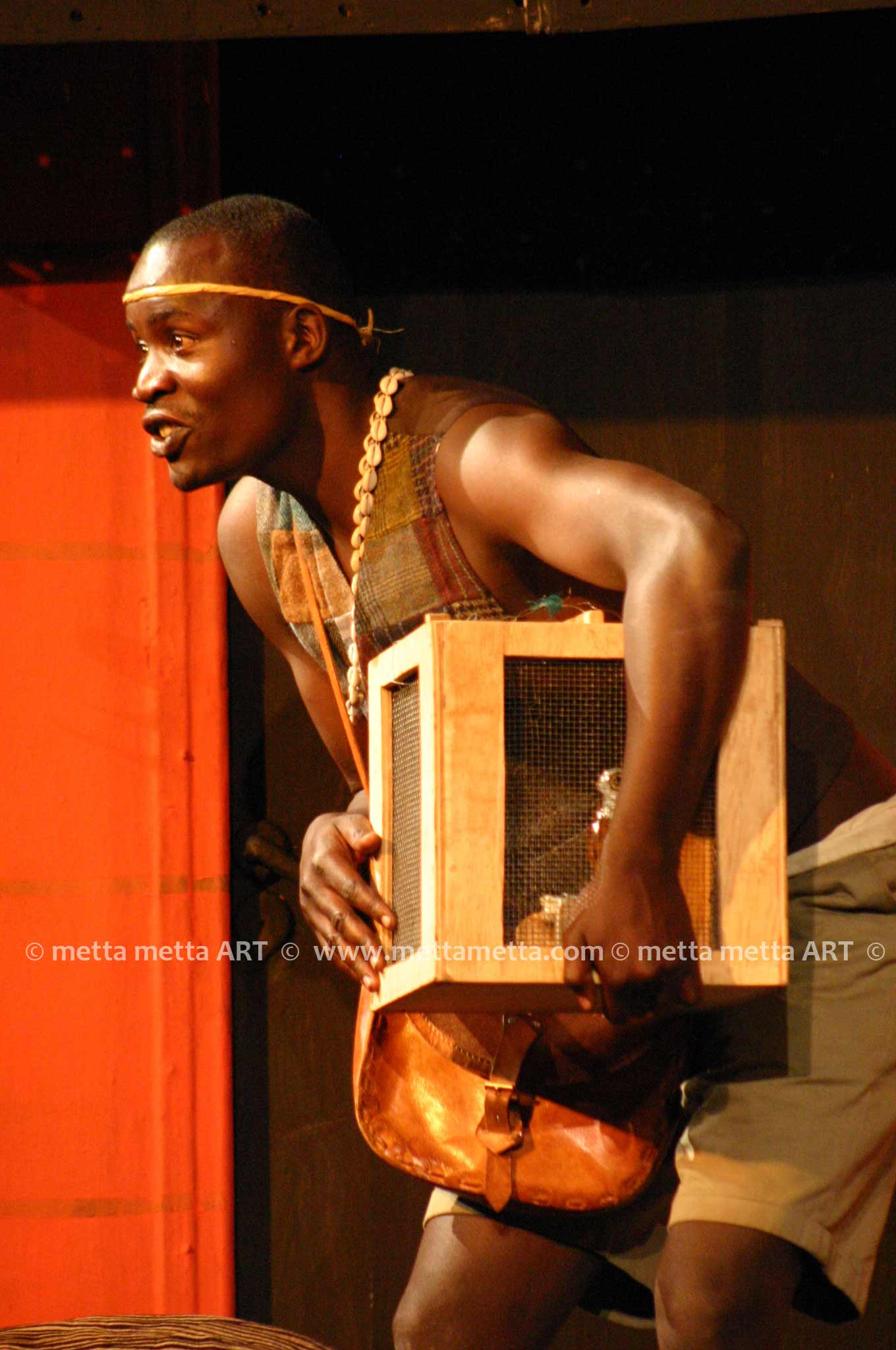 "Theatre ""Edufa"" - photo by Metta"